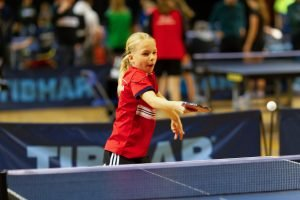 Table tennis at TTV Amsterdam: Both challenging and fun