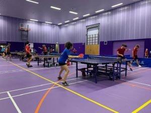 TTV Amsterdam starts seniors training group