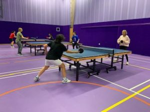 Additional coaching for 50+ seniors at TTV Amsterdam