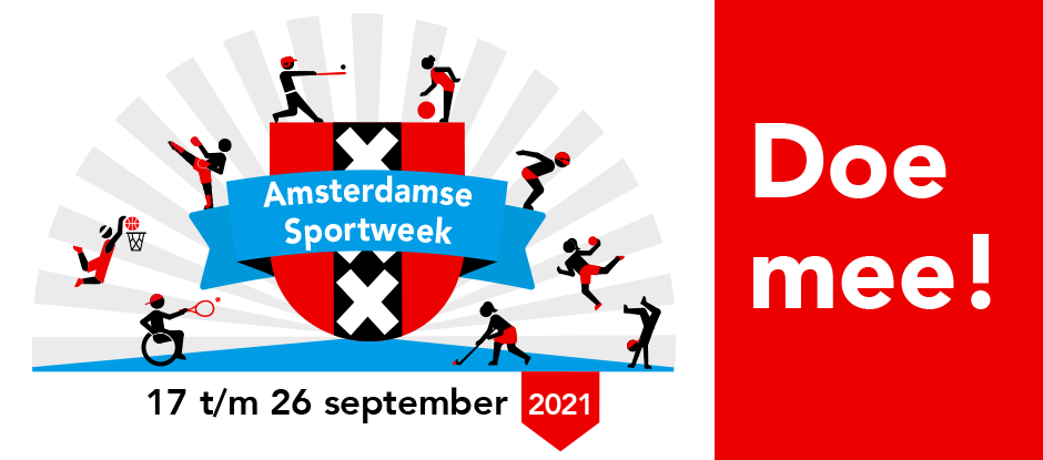 Read more about the article Plenty of activities at TTV Amsterdam during Amsterdam Sports Week